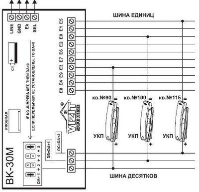 """Дополнительная техническая информация БК-30М  """" Mikroll Ltd."""